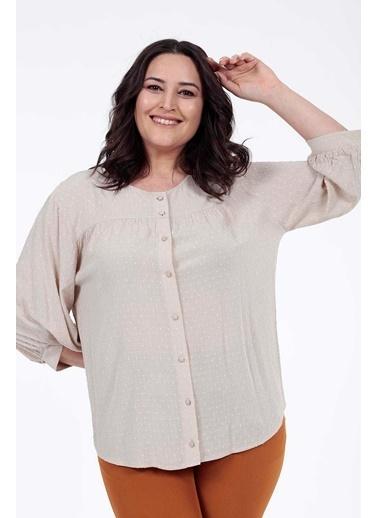 Vitrin XL Bluz Taş